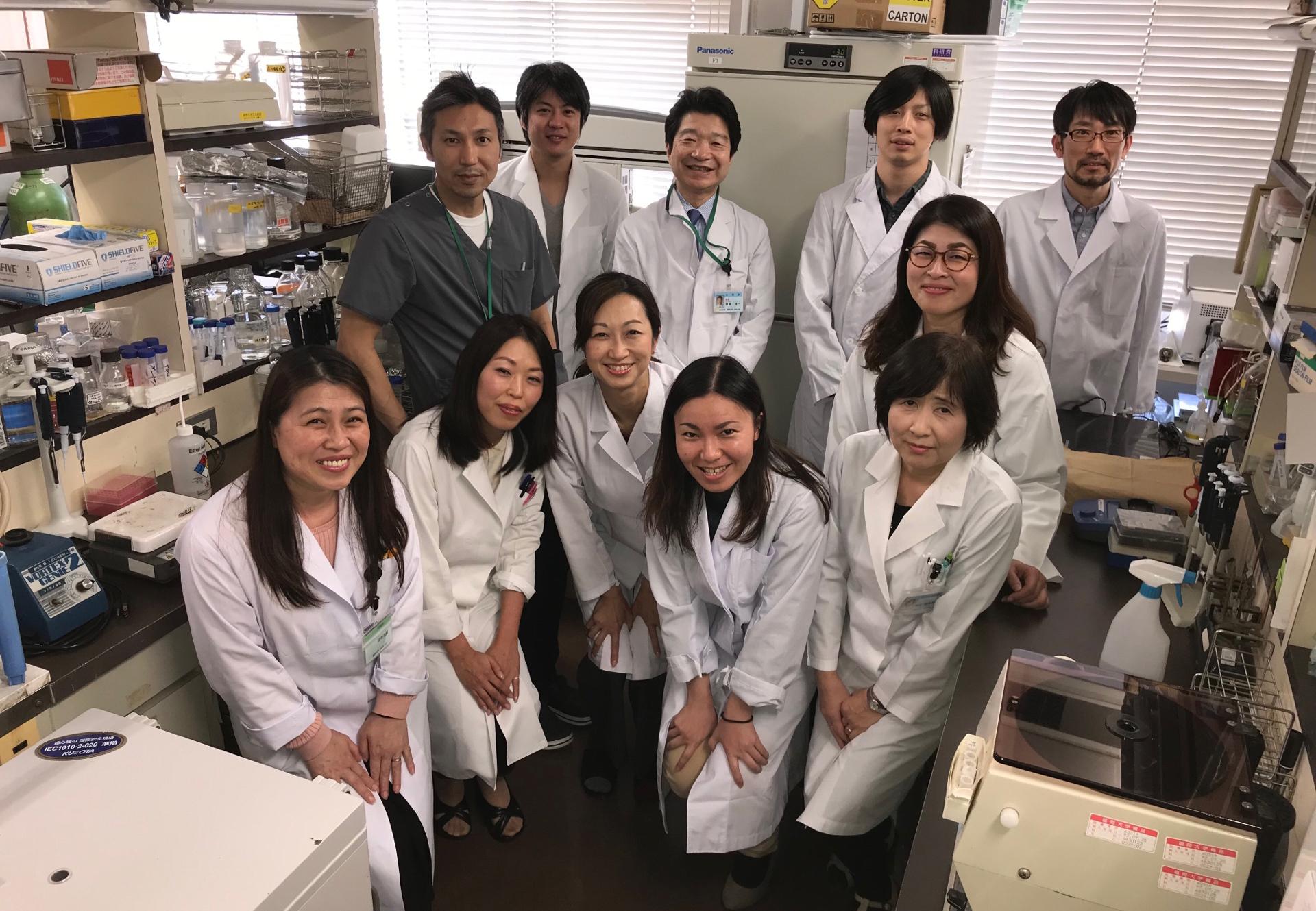 福岡大学てんかん分子病態研究所 研究チーム